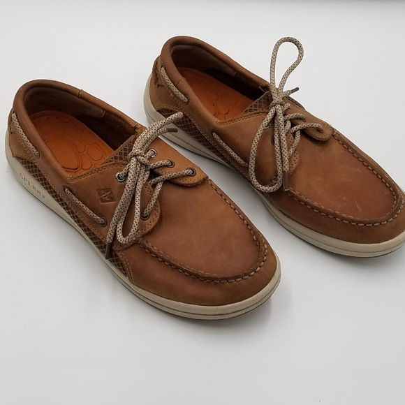 Sperry Shoes | Top Sider Boat Leather